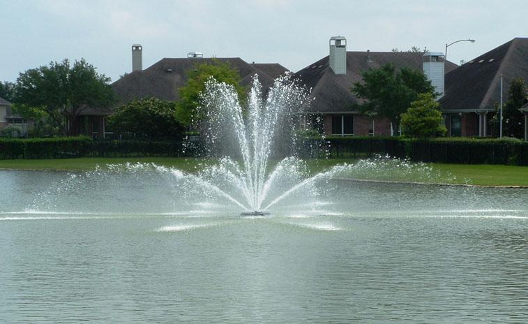 Pond Fountains Pond Fountains